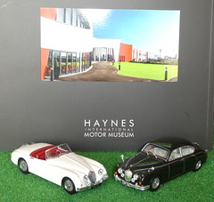 Haynes 1:43 Scale Breakfast Club #1 - Jaguar