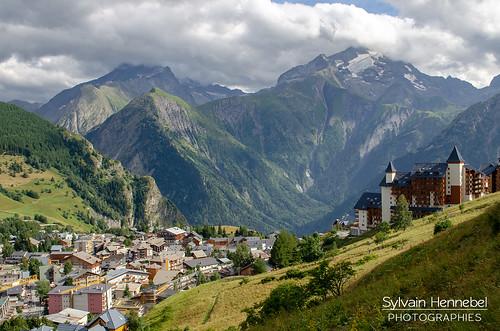 Station des Deux Alpes