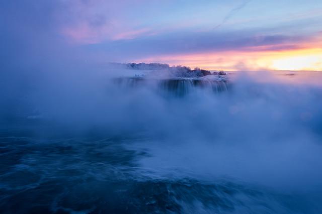 Brume du Niagara