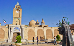 Iran, Isfahan - Christian cathedral in the Islamic republic - October 2019