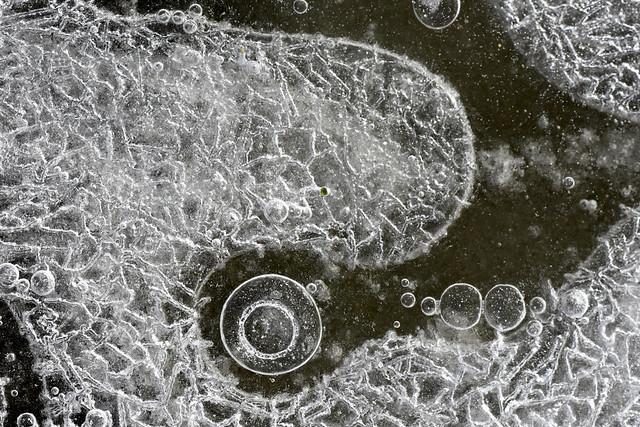 Les bulles d'air
