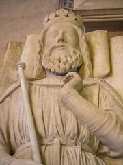 Tomb and Recumbent Statue of Clovis I