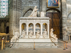 Tomb of Louis XII and Anne of Brittany