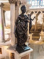 Tomb of Henry II and Catherine de Medicis