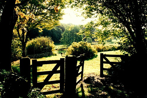 Gate to summer