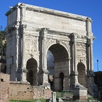 Arco di Settimo Severo - https://www.flickr.com/people/9851528@N02/