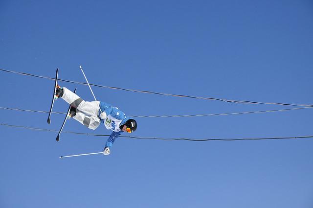 Acrobatie électrique