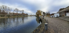 The River Spree by HKW