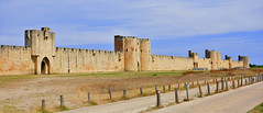 Aigues Mortes - a fortified town
