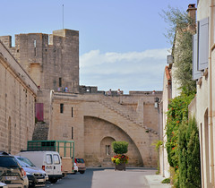 Inside Aigues Mortes