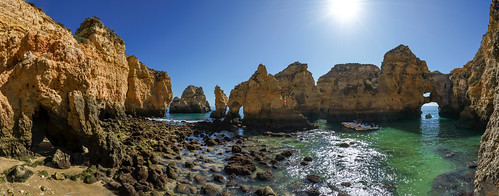 Algarve, Ponta da Piedade