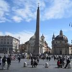 Piazza del Popolo - https://www.flickr.com/people/9851528@N02/