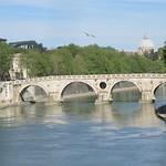 Ponte Sisto - https://www.flickr.com/people/9851528@N02/