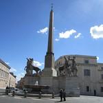 Obelisco del Quirinale - https://www.flickr.com/people/9851528@N02/