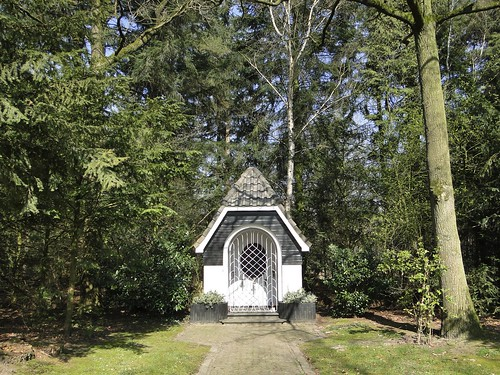 St. Theresa chapel near Middelbeers