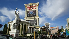 Nevada - Las Vegas: CAESARS PALACE - Living like in ancient Rome? The ambience promises that probably