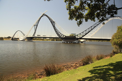 Australia - Matagarup Bridge - Perth