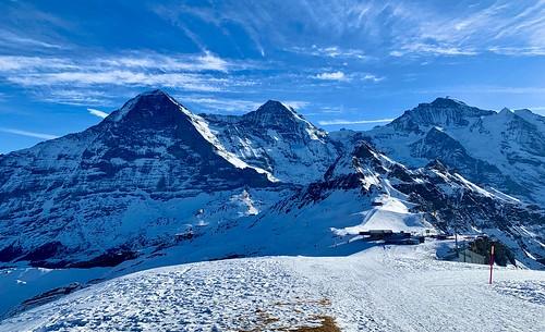 Swiss Alps - Eiger, Mönch & Jungfrau
