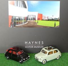 Haynes 1:43 Scale Breakfast Club - #14