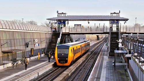NS DM90 3437, Nijverdal