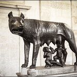 Lupa Capitoline - https://www.flickr.com/people/29875277@N02/