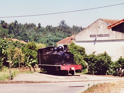 Steam locomotive VV 23 (CP E123)