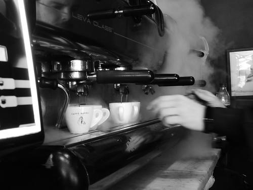 Voglia 'e cafè. Coffee Craving