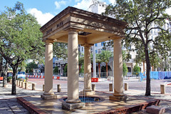 Snow Park Fountain, Tampa