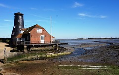 Mill by Langstone Harbour