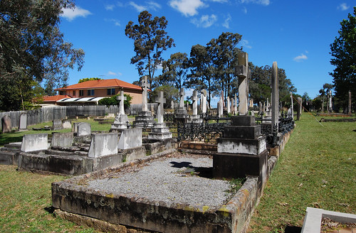 St. Mary Magdalene's Anglican Church Cemetery, St Marys, Sydney, NSW
