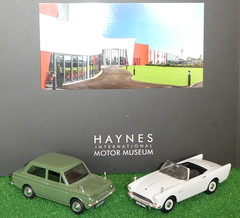 Haynes 1:43 Scale Breakfast Club - #22