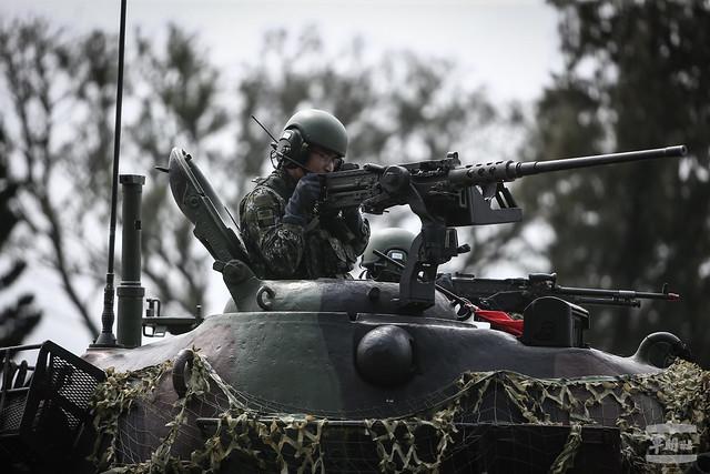 第三作戰區反突擊作戰操演20200324
