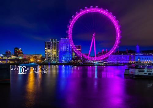 London Eye - London, UK