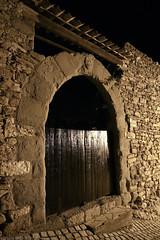 FR11 5632 La porte des Templiers (rue des Martyrs). Minerve, Hérault