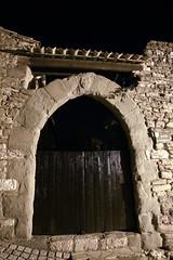 FR11 5625 La porte des Templiers (rue des Martyrs). Minerve, Hérault