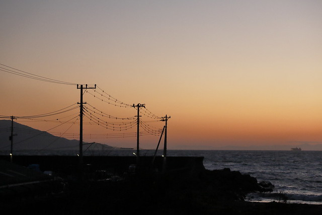 Photo:Voyage in Sunset / 夕の航海 By O. Heda
