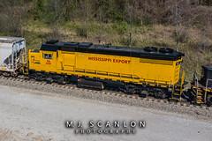 MSE 66 | EMD GP38-2 | CN Memphis Subdivision