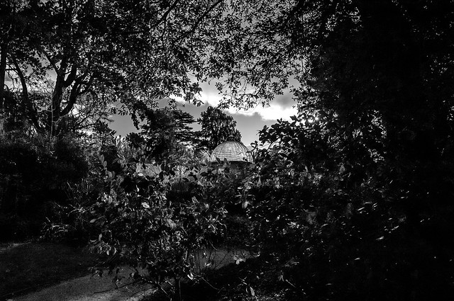 Eerie swiss garden,shuttleworth..