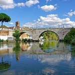 Roma / Ponte Cestio / Isola Tiberina - https://www.flickr.com/people/34096574@N06/