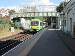 Southern DMU 171724 at London Road (Brighton)