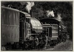 Double Header Steam Engines