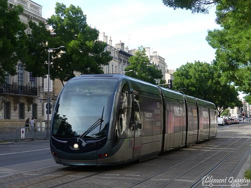 ALSTOM Citadis 302 - 2243 - Keolis Bordeaux Métropole