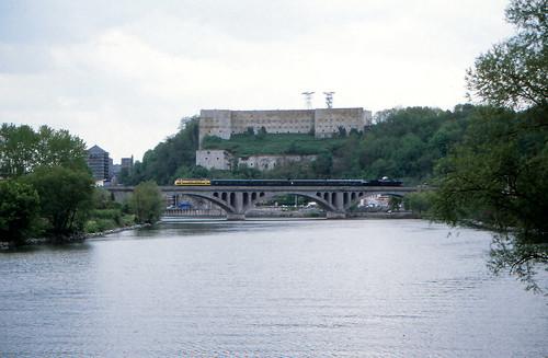 Pont de fer @ Huy