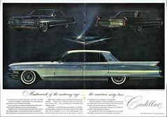 1962 Cadillac Announcement