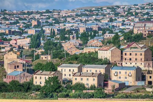 Summer Scenery, Artik, Shirak Province, Armenia