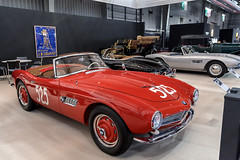 BMW 507 Series I Roadster