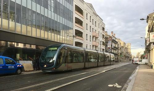 Rue Fondaudège, Bordeaux
