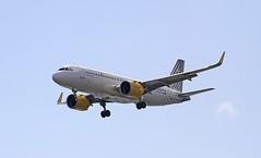 EC-NAE A320 Vueling Arrecife 02-03-20