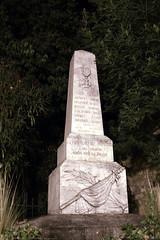 FR11 5617 WWI memorial. Minerve, Hérault