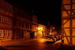 Timbered Night